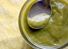 Hatch Green Chili Hot Sauce