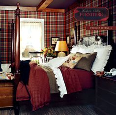 1000 images about black watch and leopard bedroom on - Ralph lauren country home ...