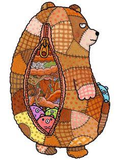 Zip Bear