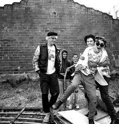 Operation Ivy. Punk music saved my life.