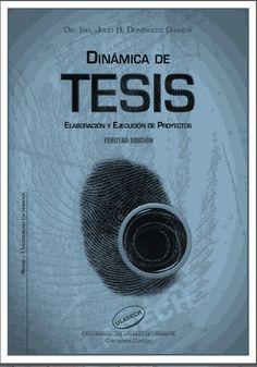 Libro: Dinámica de Tesis-Elaboración y ejecución de proyectos – RedDOLAC - Red de Docentes de América Latina y del Caribe -