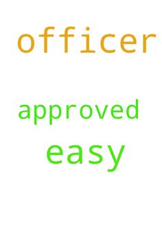 Please pray that I will have an easy officer and that - Please pray that I will have an easy officer and that I will be approved Amen Posted at: https://prayerrequest.com/t/DCx #pray #prayer #request #prayerrequest