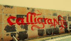calligraphy | Flickr - Photo Sharing!