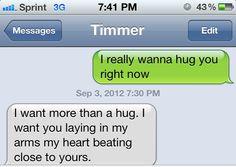 Best boyfriend texts