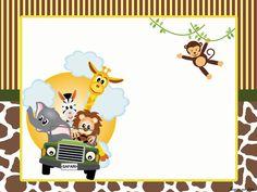 Welcome to jungle Safari Jungle Theme Birthday, Safari Theme Party, Jungle Party, Animal Birthday, Birthday Party Themes, Safari Baby Shower Cake, Party Kit, Baby Scrapbook, Animal Party