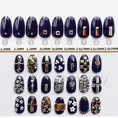 $5.99 10шт bling кристаллическая Корона бантом маникюр стразы 3D мотаться ногтей прелести - BornPrettyStore.com