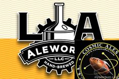 Two LA Breweries Crowdsourcing Funds On Kickstarter - LA Aleworks & Cosmic Ales