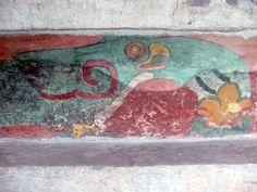 Teotihuacán Quetzalpapalotl