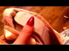 HOW TO: Three quarter pointe shoe shanks (make pointe shoes last longer) - YouTube