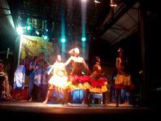 coreografia afro