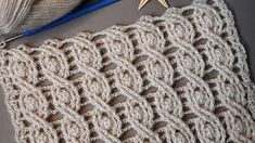 Crochet Designs, Crochet Patterns, Crochet Squares, Embroidery, Knitting, Crafts, Youtube, Crochet Stitches, Lace