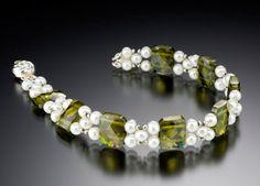 : Leslee Frumin - Teacher and Designer, Beads, Metals and Gems