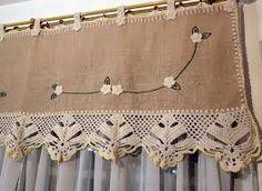 Resultado de imagen para cortinas para quarto janela cocina on pinterest