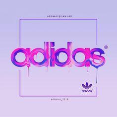 Creative Typography, Adidas, and Original image ideas & inspiration on Designspiration