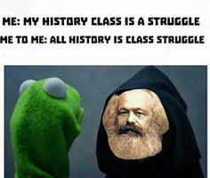 Marx is that you??