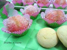 Pesche dolci all'alchermes | Divertirsi in cucina