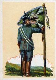 Horse Jaeger Regiment No. 7.