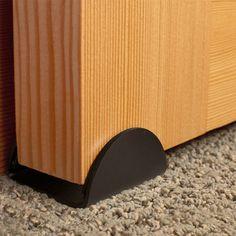 Real Carriage C - Guide for 1-3/4 inch Door - Barn Door Hardware at Hayneedle
