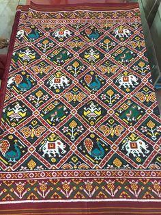 Fabindia Com Cotton Ajrak Printed Aarya Bed Cover The