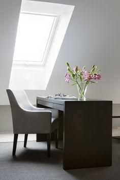 Perfekt Wer Hätte Auch Gerne So Ein Helles Büro Mit VELUX Fenster?