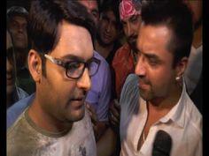 Ajaz Khan gets HYPER and ANGRY on Kapil Sharma.