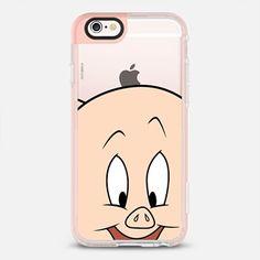 IPhone Case - Porky Pig Portrait