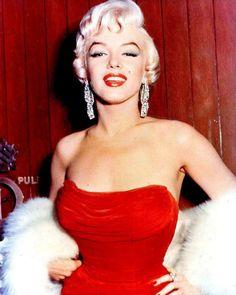 Marilyn in 1954