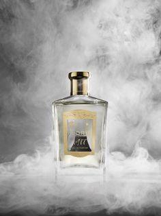 Lux Photodigital for Floris- Product Photography Studio, London. Perfume Photography, Smoke.