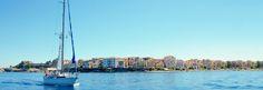Sailing Boat Corfu Town