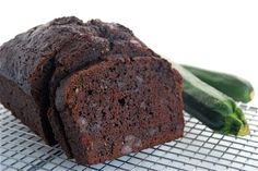 Double Chocolate Zucchini Bread – wonderfully moist, ridiculously delicious!