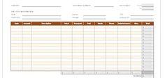 Cómo crear informes de gastos en Excel   eHow en Español