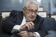 Henry Kissinger, in an exclusive interview with Handelsblatt, explains why neither diplomacy nor military might alone can defeat Islamic State, and why he has deep sympathy for Angela Merkel's struggles amid an historic refugee crisis in Europe.
