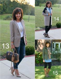 26 Days of Fall Fashion Review - Grace & Beauty
