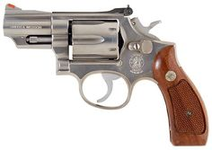 Smith & Wesson Model 66 - Internet Movie Firearms Database - Guns in Movies, TV and Video Games Smith And Wesson Revolvers, Smith N Wesson, Weapons Guns, Guns And Ammo, Bushcraft, Revolver Pistol, Hunting Guns, Home Defense, Firearms