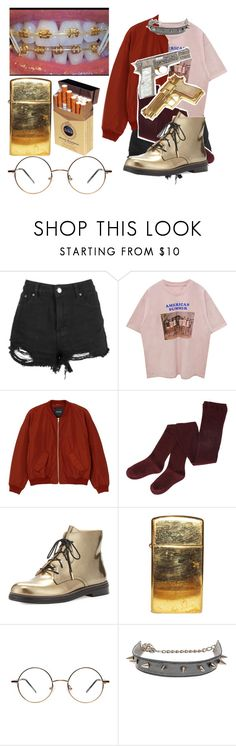 """""""♕I'm the new kid on the block and I don't play games bιτch♕"""" by kaninekiller ❤ liked on Polyvore featuring Boohoo, Monki, Jimmy Choo, Market, duty free, O-Mighty, Rock Rebel and KanineSets"""