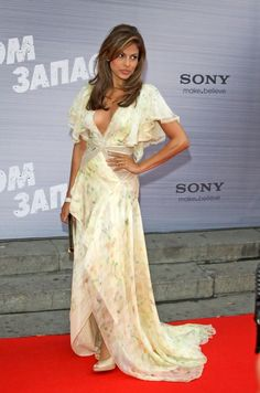 Eva Mendes - The Other Guys in Moscow