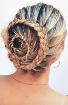 Braided Hairstyles for Long Hair---- I don't know how people can even DO that!!
