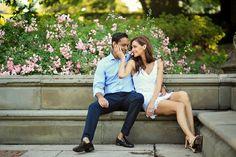 NYC Engagement Photos | Beth & Sheel