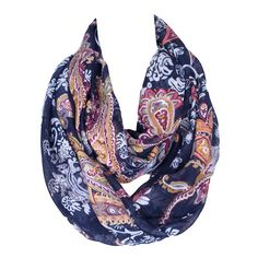 Hot Fashion Loop Shawl Vintage Cashew Print Ring Scarves Women Winter Infinity Scarf Echarpe Foulard Femme 180*80cm No.15001 SMS - F A S H I O N http://www.sms.hr/products/hot-fashion-loop-shawl-vintage-cashew-print-ring-scarves-women-winter-infinity-scarf-echarpe-foulard-femme-18080cm-no-15001/ US $3.16