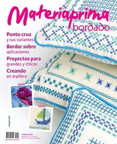 Nº 133 Abril 2014 - Bordado