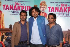 Screening of Miss Tanakpur Hazir Ho, Miss Tanakpur Hazir Ho, Miss Tanakpur Hazir Ho special screening, Miss Tanakpur Hazir Ho movie, vinod kapri, annu kapoor, hrishita bhatt, om puri, sanjay mishra #MissTanakpurHazirHo #SpecialScreening #VinodKapri