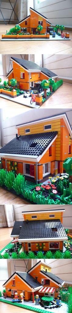A suburban house                                                                                                                                                                                 More