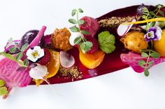 beet salad from prospect restaurant BK