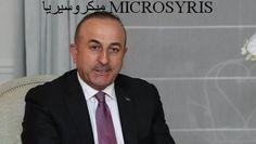 جاويش أوغلو: نعمل مع روسيا لفرض عقوبات على منتهكي الهدنة بسوريا