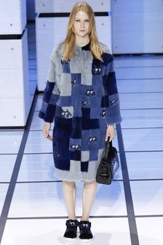 Anya Hindmarch, A/W 16/17, Ready-To-Wear I´m absolutely IN LOVE with pretty much all the coats, just beautiful!
