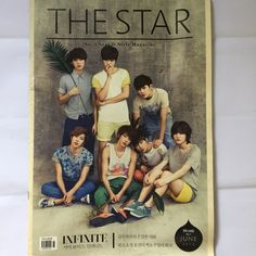 Saya menjual INFINITE THE STAR seharga Rp35.000. Dapatkan produk ini hanya di Shopee! https://shopee.co.id/papitaael/800312296 #ShopeeID