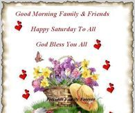 Good Morning Saturday Blessings Gif Pictures, Photos, and