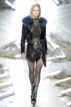 Pin for Later: Germany's Next Topmodel ganz ohne Casting-Show Rodarte Herbst/Winter 2015