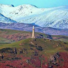 Barrow In Furness, Cumbria, Lake District, Homeland, North West, Textile Art, United Kingdom, England, Mountains