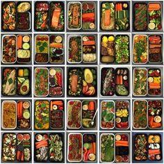 Die selbstgemachte Lunchbox: Lunch Glück zum mitnehmen. Oder wir ihr eure Mittagspause zum gesunden und leckeren Zwischenstopp machen könnt!